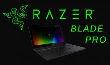 Razer présente le Notebook Razer Blade Pro
