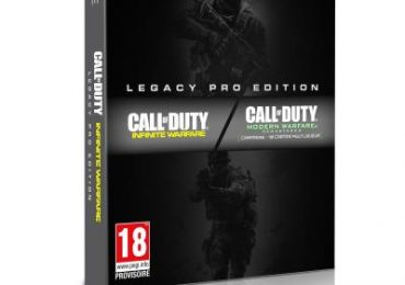 Call of Duty Infinite warfare jaquette xbox one legacy