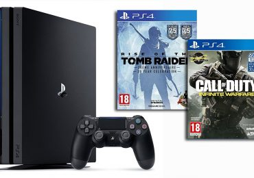 PS4 Pro pack bundle