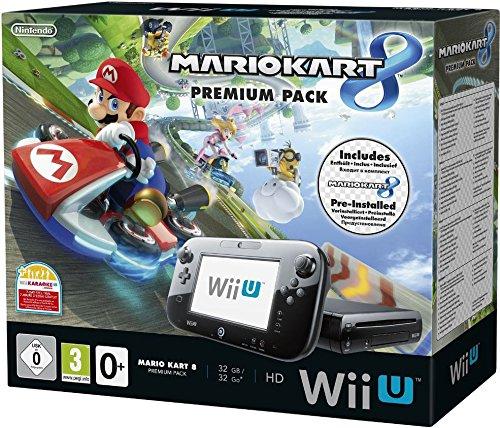Pack Wii U MK8