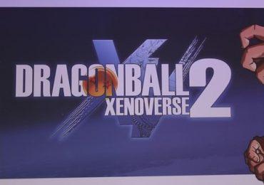 DBZ Xenoverse 2