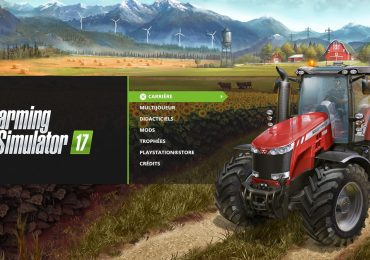Test Farming Simulator 17
