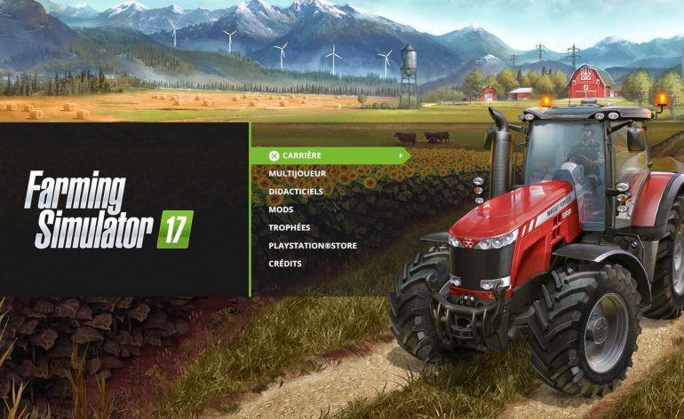 Test Farming Simulator 17