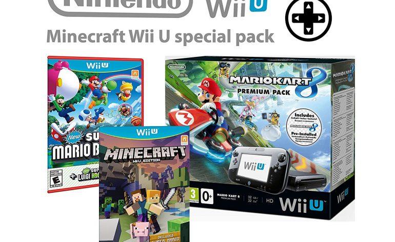 Pack Wii U avec Mario