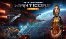 iPhone et iPad : Galaxy of Fire Manticore débarque gratuitement