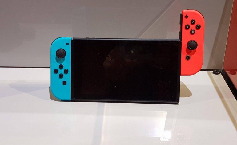 Nintendo Switch tablette