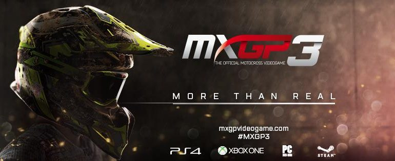 MXGP3 2017 date de sortie