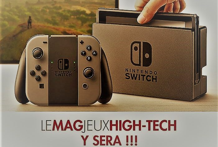 Nintendo Switch LIVE