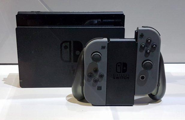 pr commande la console nintendo switch s 39 hexibe au prix de 299 euros m j le mag jeux high tech. Black Bedroom Furniture Sets. Home Design Ideas