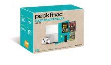 Un pack Xbox One S avec 2 blu-ray 4K et Minecraft à 299 euros