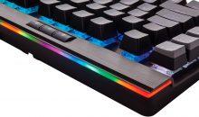 Corsair K95 RGB Platinum – un clavier haut de gamme