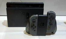 Nintendo Switch, nous la testons à Paris : premières images