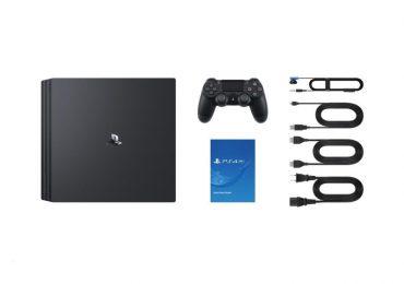 Précommande PS4 Pro
