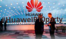 La #HuaweiP10Party de Huawei