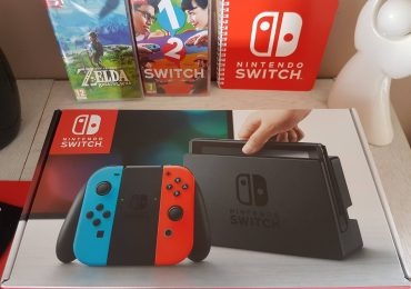 Nintendo Switch pack standard