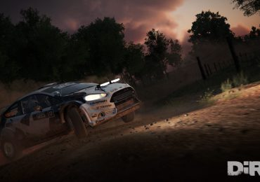 dirt 4 trailer