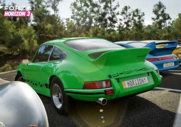Forza Porsche DLC