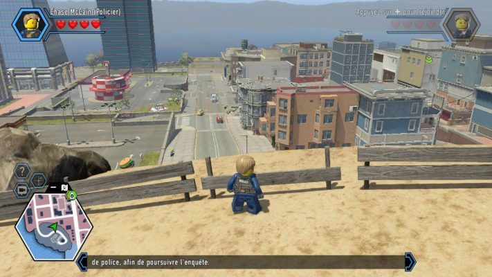 Test City Portage Le Lego Nintendo Undercover SwitchParesseux pGqUMzSV