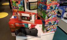 Meilleures ventes de jeux en France : le triplé pour la Switch !