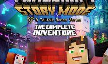 Minecraft Story Mode se la joue précommande Switch !