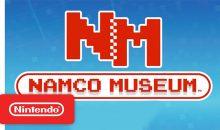 Sortie de Namco Museum sur Nintendo Switch