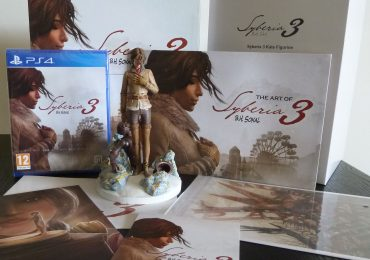 unboxing test syberia 3