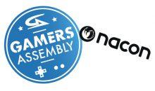 La Gamers Assembly 2017 avec Nacon