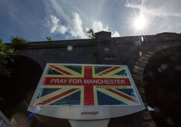Get Even Pray for Manchester