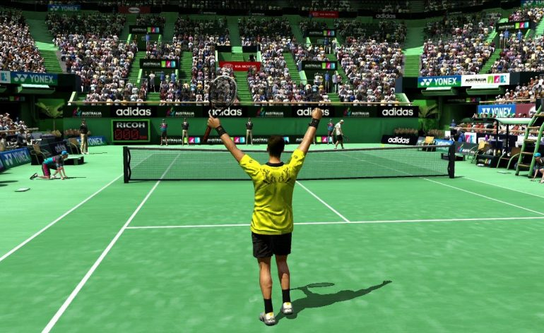 Top Spin 5 Tennis World Tour