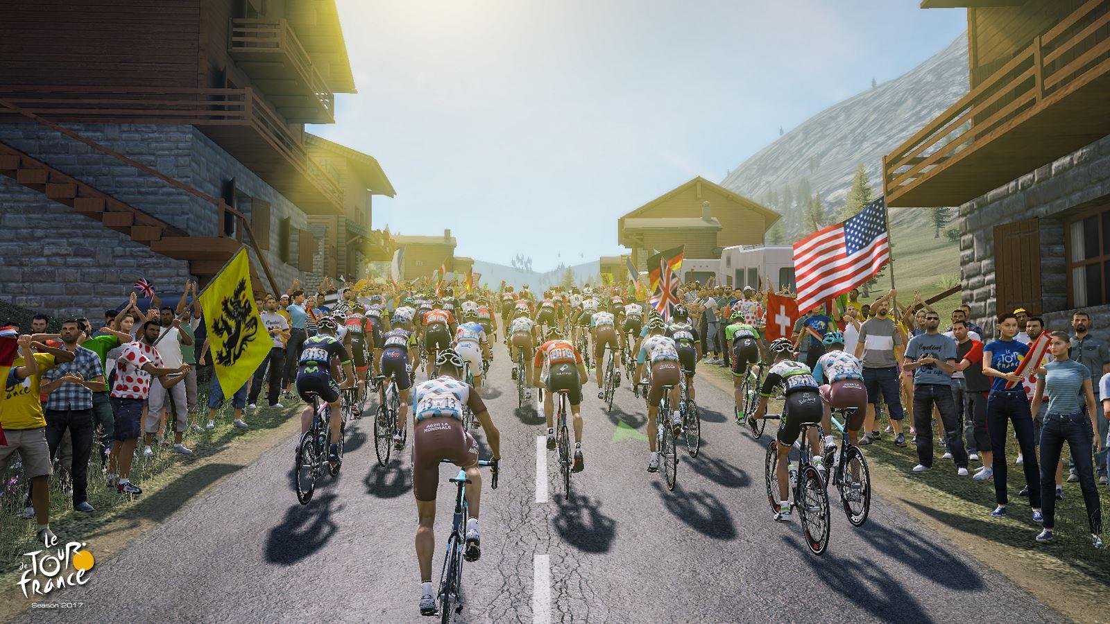 Tour de France 2017 : les nouveautés des versions PS4, One et PC - Le Mag Jeux High-Tech
