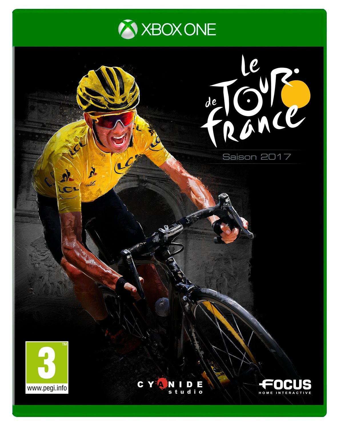 tour de france 2017 les nouveaut s des versions ps4 one et pc le mag jeux high tech. Black Bedroom Furniture Sets. Home Design Ideas