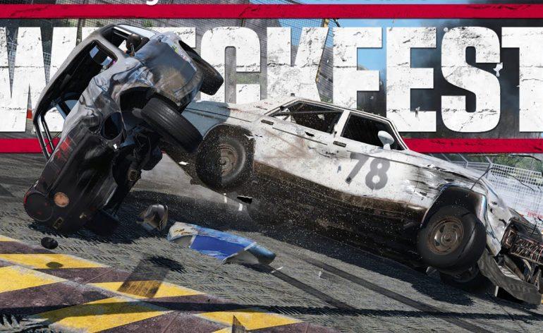 Wreckfest date de sortie