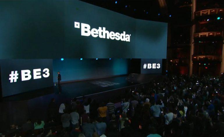 E3 Bethesda xbox series x