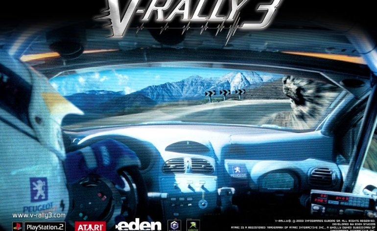 Eden Games 2017 V-Rally