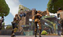 Fornite : jeu vidéo le plus fréquenté sur Switch, en Europe