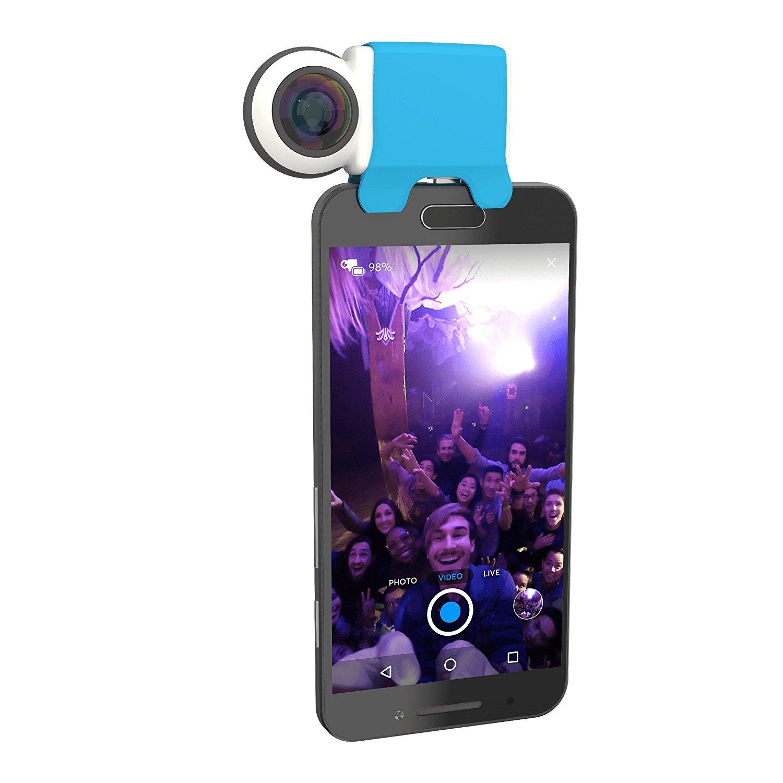 giroptic io une cam ra 360 pour smartphone et tablette le mag jeux high tech. Black Bedroom Furniture Sets. Home Design Ideas