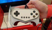 La manette Pokken Tournament compatible avec la version Switch