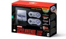 Super Nintendo Mini : 4 millions de consoles rétro écoulées
