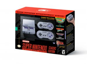 Super Nintendo Mini : 4 millions de consoles rétro écoulées - Le Mag Jeux High-Tech