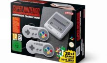 Super Nes Mini, 3DS et Switch : volume de ventes US (décembre)