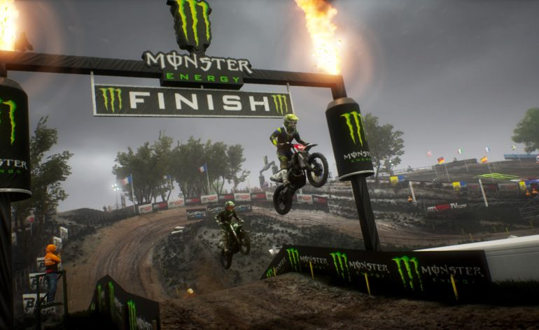 MXGP3 Test PS4 Xbox One