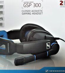 Test : le casque Gaming Sennheiser GSP 300