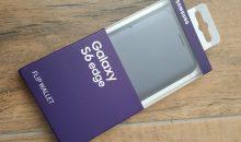 Test de la Flip Wallet Samsung Galaxy S6 Edge