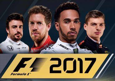 F1 2017 precommande