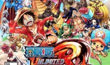 ONE PIECE: Unlimited World Red Deluxe édition annoncé sur Switch