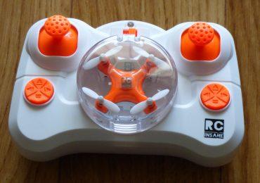 Test BuzzBee Nano Drone