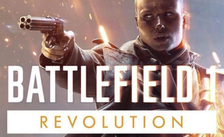 Battlefield 1 : Revolution Gamescom