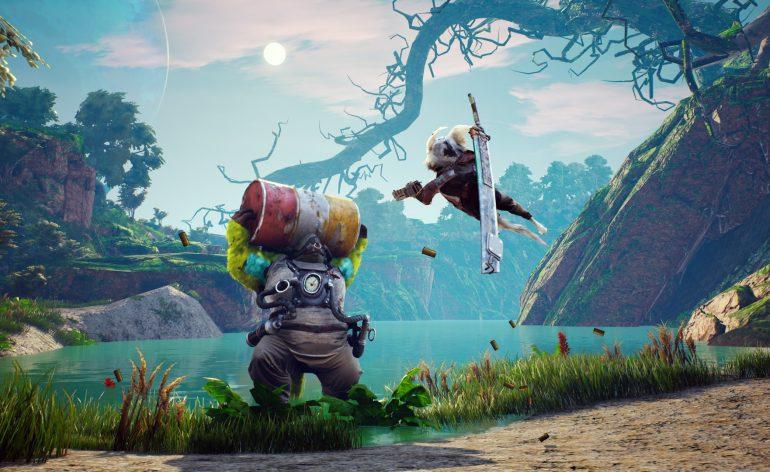 Biomutant THQ Nordic Gamescom