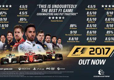 F1 2017 Test