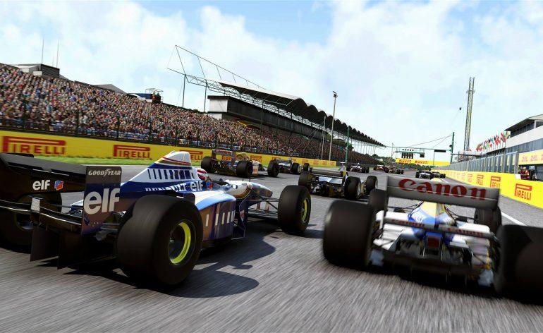 F1 2017 eSports